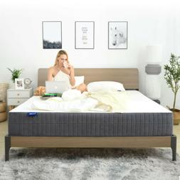 Sweetnight 10 inch Gel Infused Memory Foam Mattress FULL QUE
