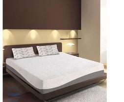 SLEEPLACE 10 inch Cool I GEL Memory Foam Mattress , Bed, Blu