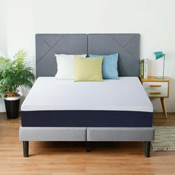 SLEEPLACE 10 Inch Luxury I Gel Memory Foam Mattress Comfort