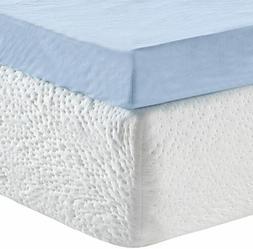 """Classic Brands 3"""" Cool Cloud Gel Memory Foam Mattress Topper"""
