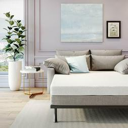 Classic Brands 4.5-Inch Memory Foam Mattress for Sleeper Sof