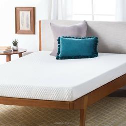 5 inch gel memory foam mattress medium