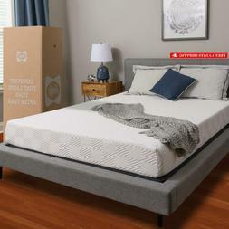 Sealy, 8-Inch, Memory Foam Bed In A Box, Adaptive Comfort La