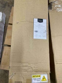 AmazonBasics 8-Inch Memory Foam Mattress - Soft Plush Feel,