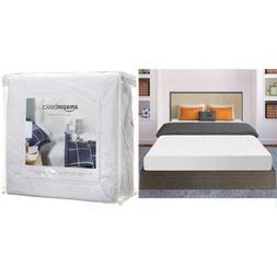 Best Price Mattress 8-Inch Memory Foam Mattress, Twin with A