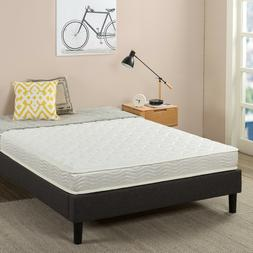 Green Tea Infused Extra Durable Hybrid Spring Mattress Queen