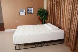 """Hot 14"""" inch Queen COOL MEDIUM-FIRM Memory Foam Mattress Bed"""
