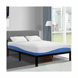 Olee Sleep 10 Inch Gel Infused Layer Top Memory Foam Mattres