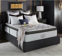 """Simmons Beautyrest Legend Bradford 16.8"""" Plush Pillow Top Ma"""