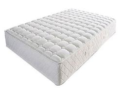 """KING SIZE COIL SPRINGS FIRM MATTRESS 8"""" back relief comfort"""