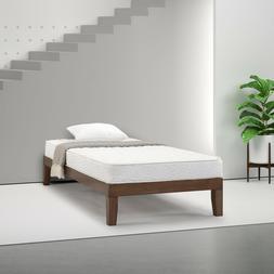 "Slumber 1 6"" Comfort Bunk Bed Spring Mattress Twin Size Bedr"