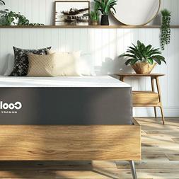 Classic Brands Cool Gel Ventilated Gel Memory Foam 10-Inch M