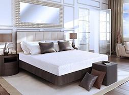 Olee Sleep Firm Ventilated Convolution Memory Foam Mattress,