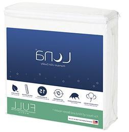 Full Size Luna Premium Hypoallergenic 100% Waterproof Mattre