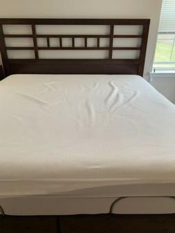 King Comforpedic Beautyrest Memory Foam Restored Sprits Plus