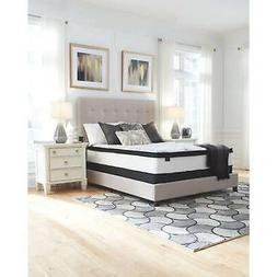 12 Inch King Size Hybrid Mattress Extra Plush Comfort Pillow