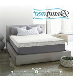 Beautyrest King Size Bed Mattress 14 Inch SurfaceCool Gel Me