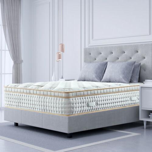 BedStory 10 Infused Memory Foam Hybrid Mattress King