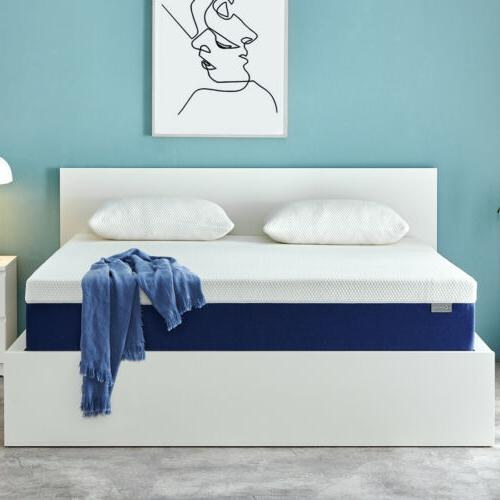 Foam Bed Mattress More Relief & Support