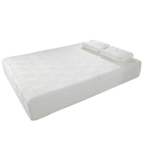 New Traditional Memory Foam Mattress Bed Full + 2 Free