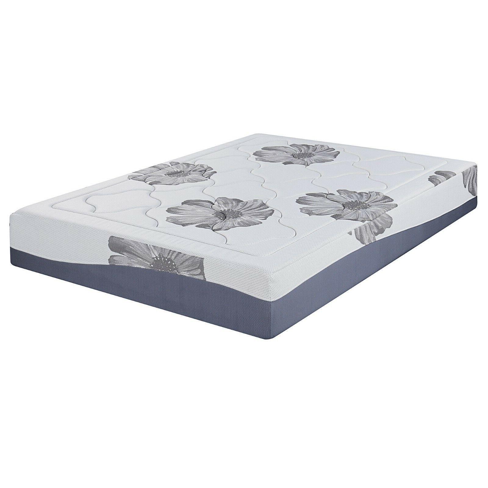 SLEEPLACE 12 Gel Air Flow Foam Bed