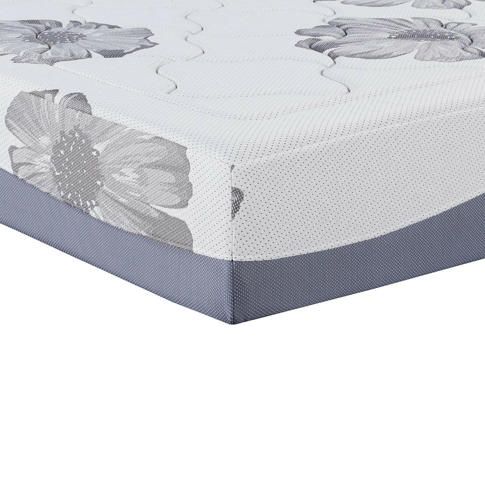 SLEEPLACE 12 I Gel Foam Mattress, Bedroom, Bed