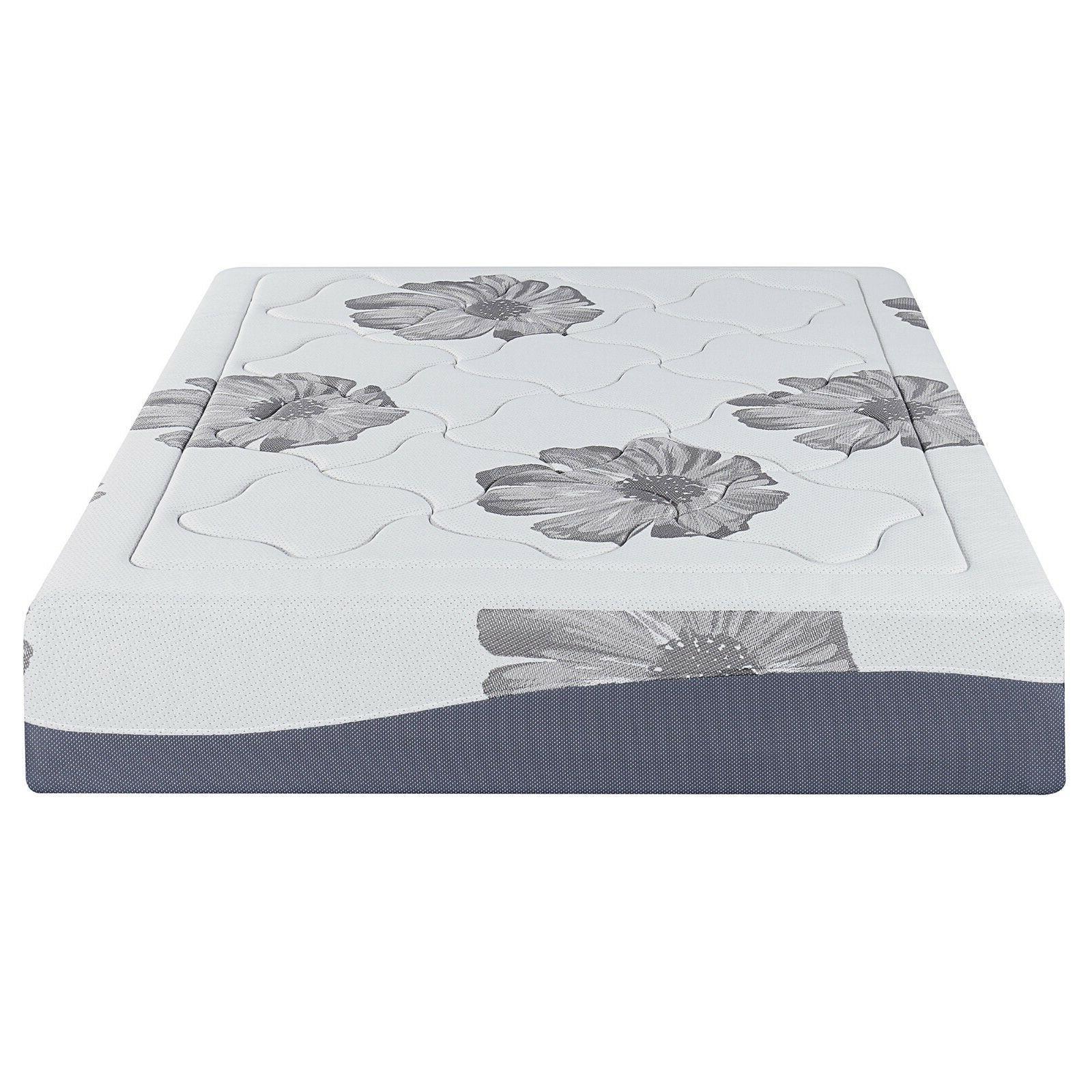 SLEEPLACE Inch Gel Air Flow Foam Mattress, Bed