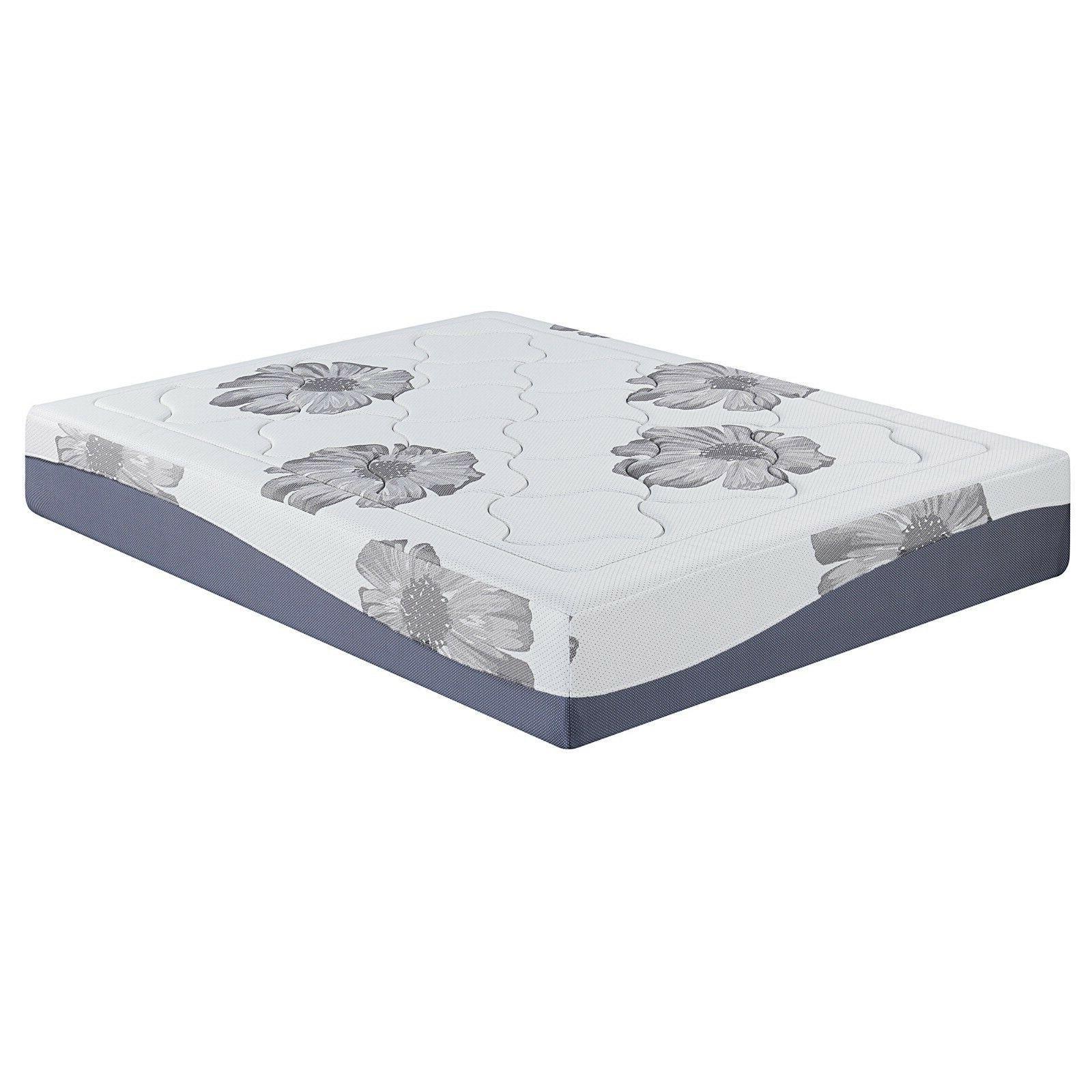 SLEEPLACE Inch Gel Foam Mattress, Bed