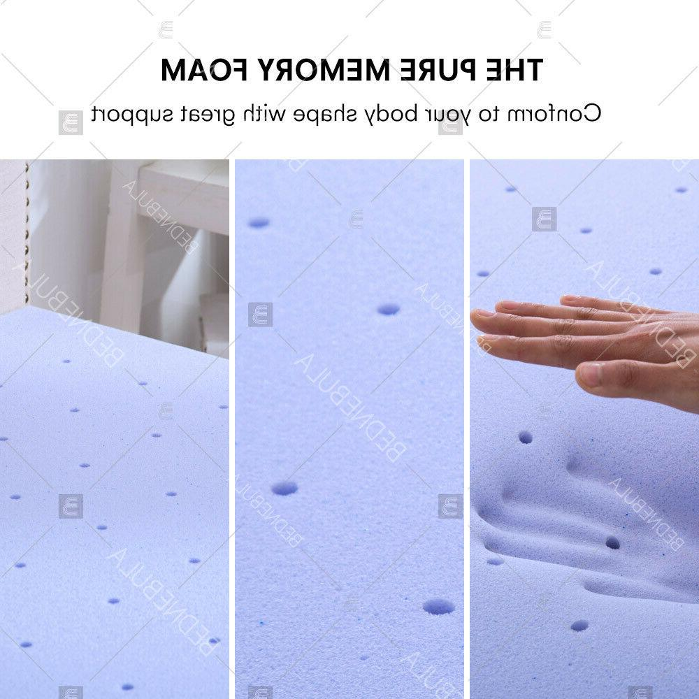 2.5''/3''/4'' Foam Queen