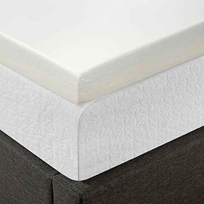 4 Inches Bed Pad Mattress Twin Size Type New
