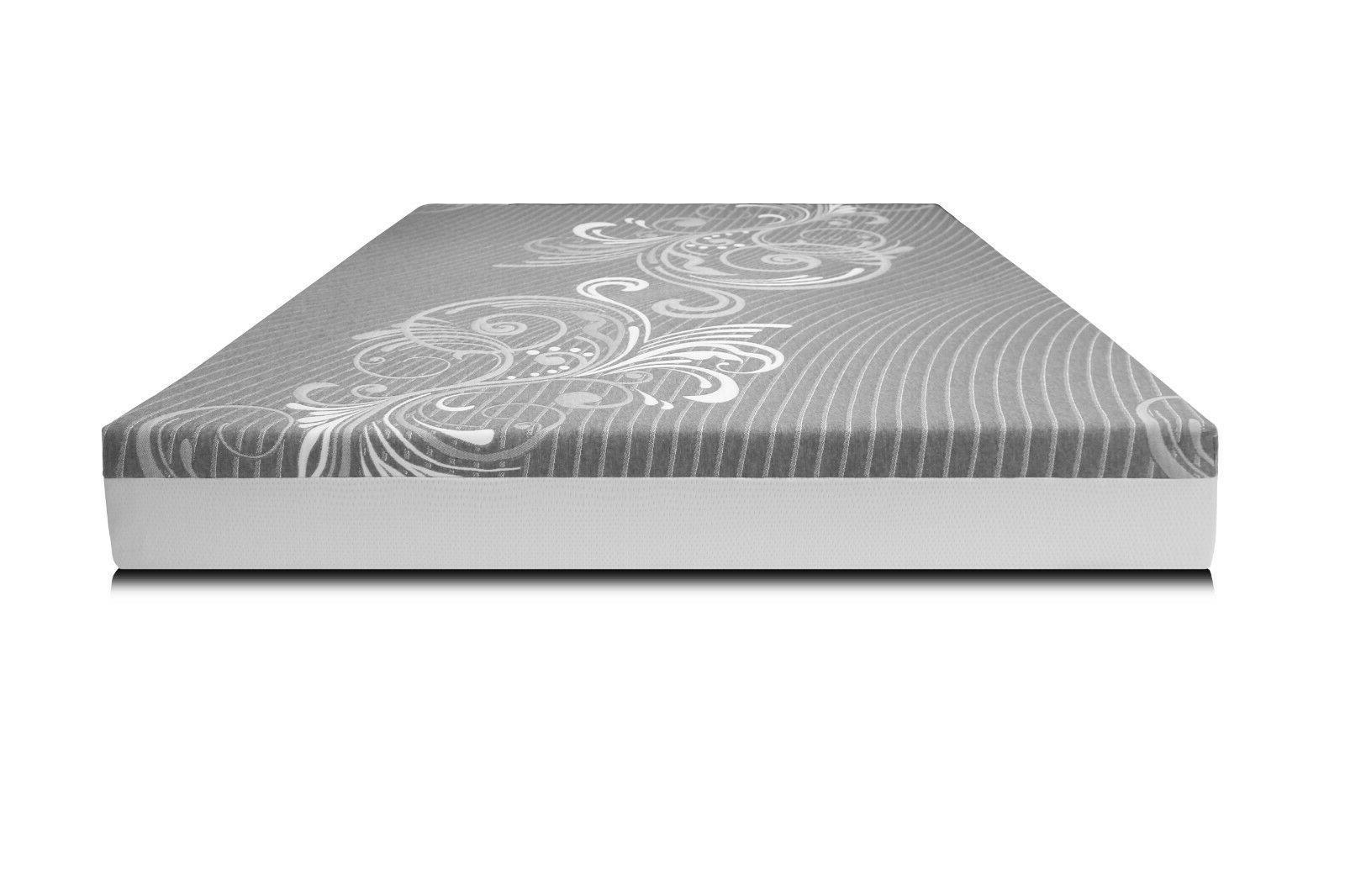 8 gel memory foam mattress king queen