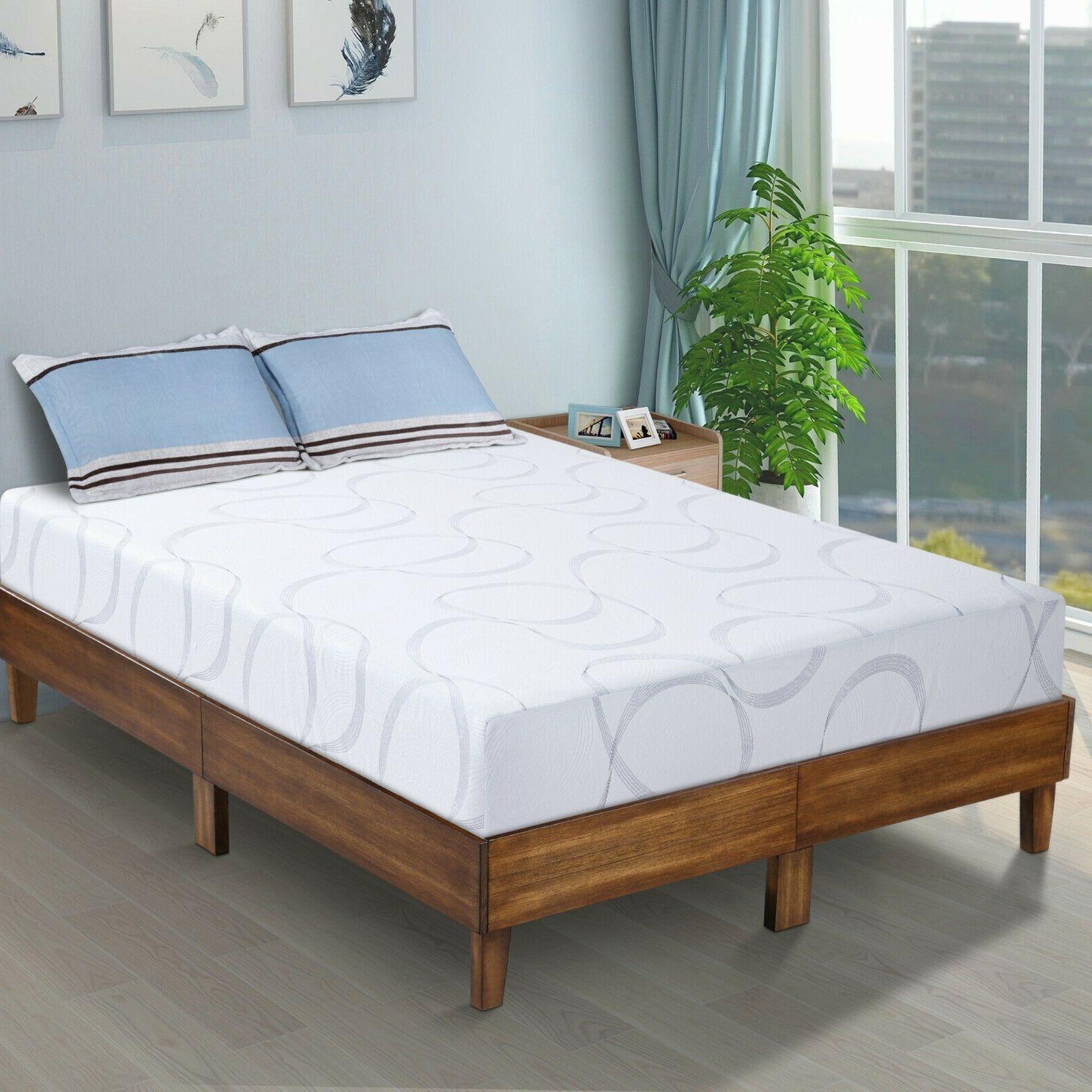 9 inch i gel memory foam mattress