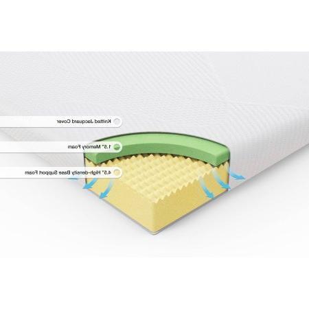 Spa Sensations 6 Memory Foam Mattress Size Tw