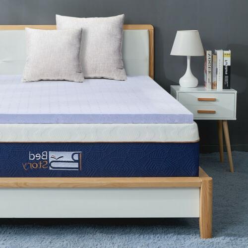 BedStory 10 innerSpring Memory Foam