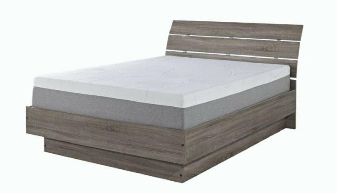 California Mattress Inch Memory Foam Gel Comfort Type Plush