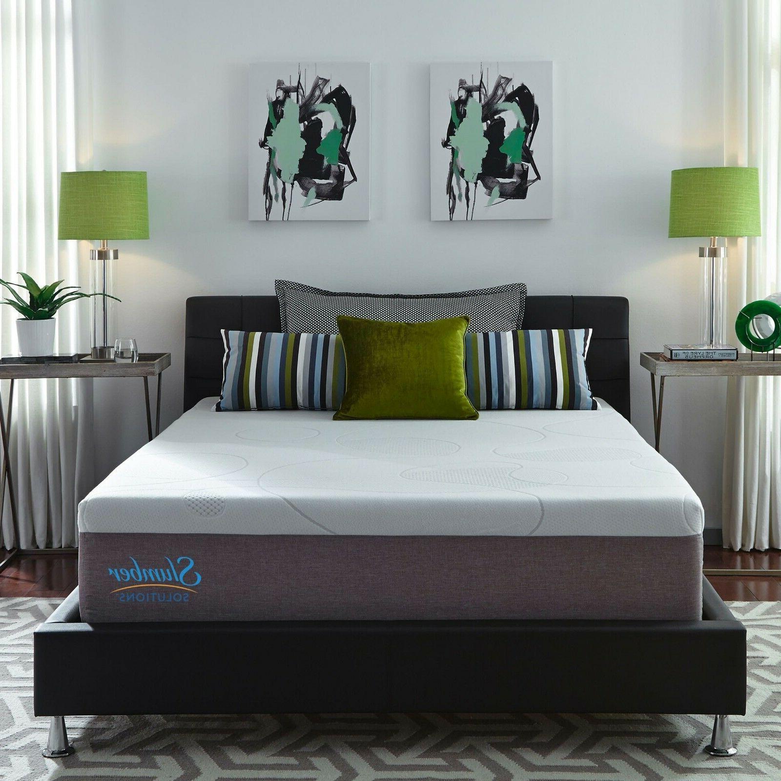 california king mattress 14 inch memory foam
