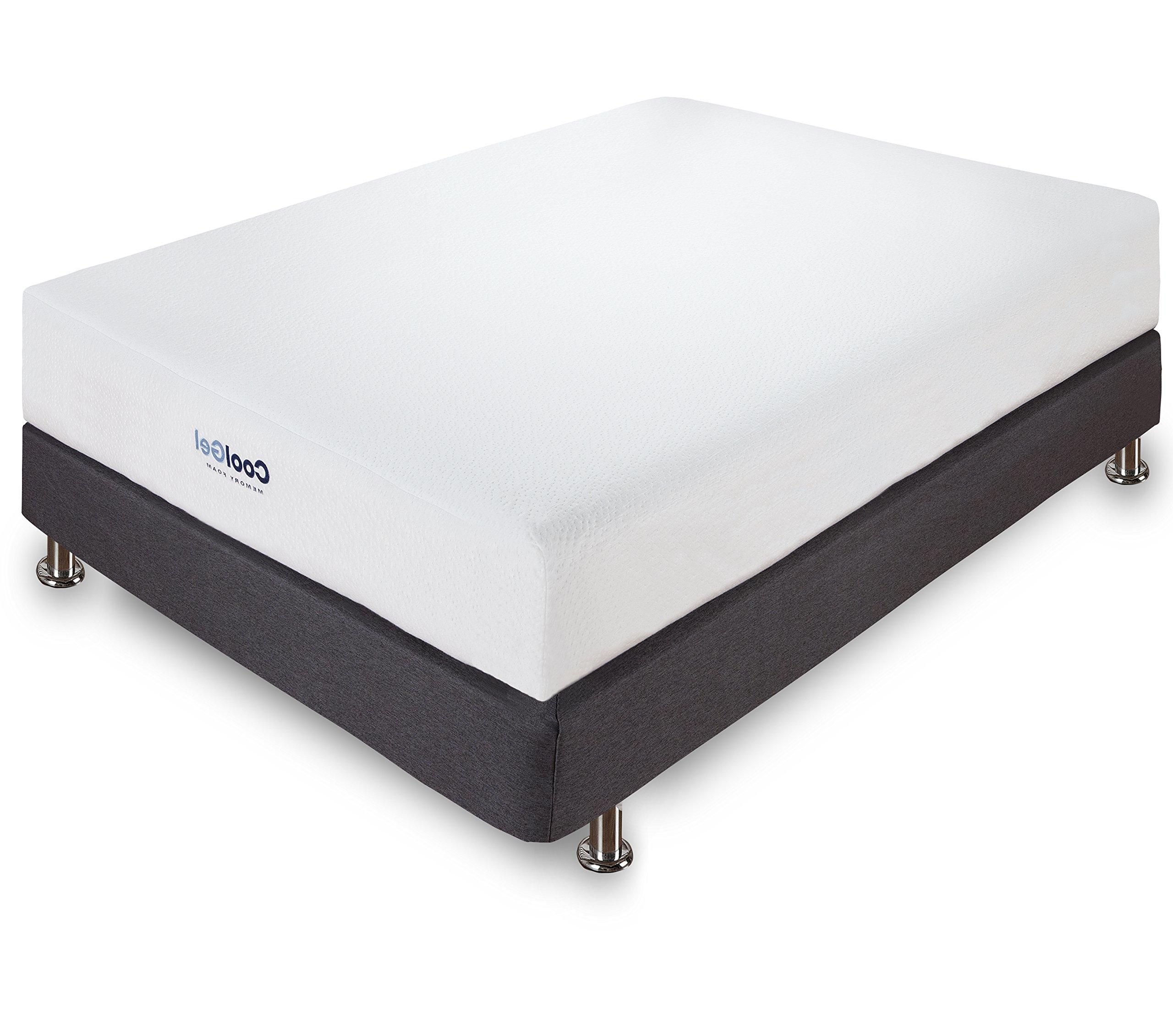Classic Brands Cool Gel Ventilated Gel Memory Foam 8-Inch Ma