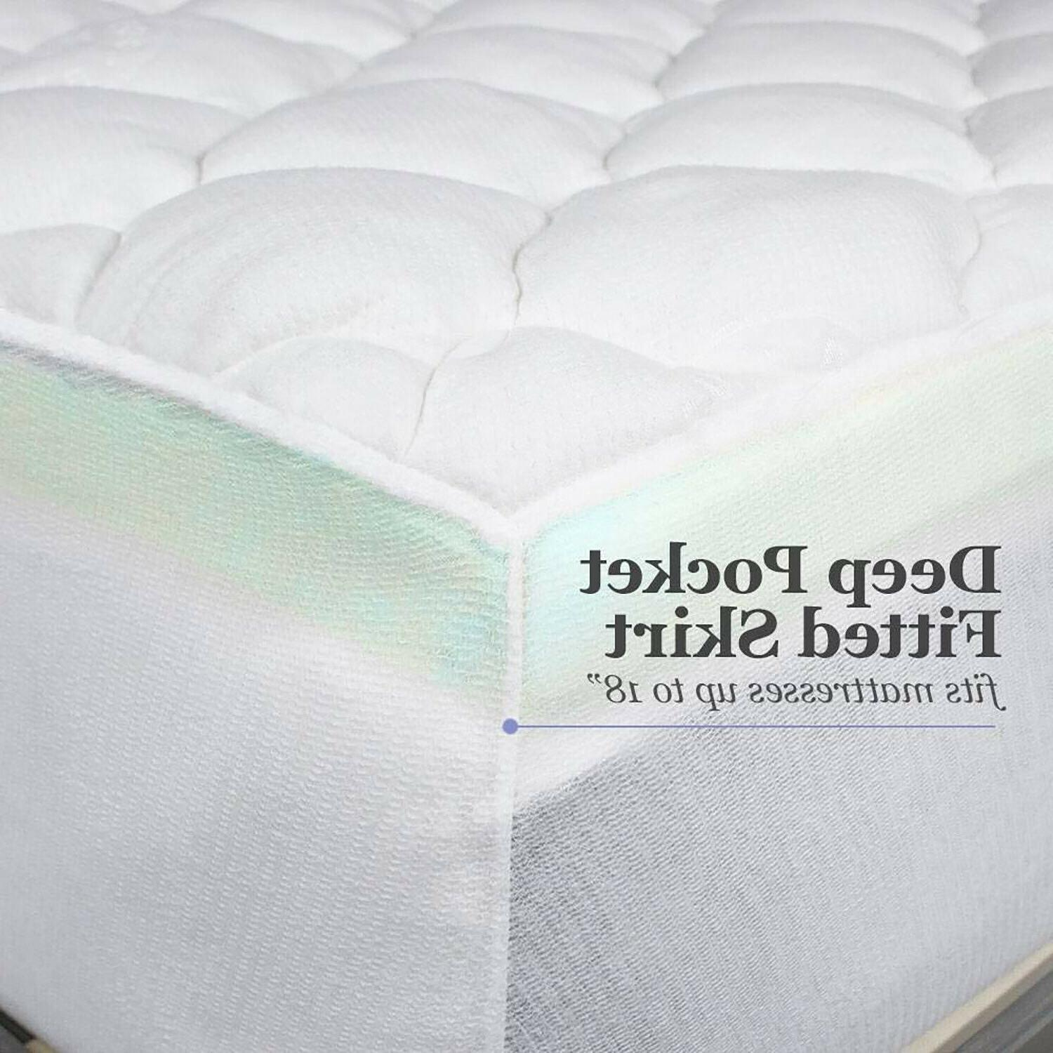 Double Thick Pad Topper 3