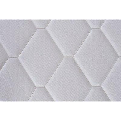 Dreamfoam Bedding Soft Plush Firmness Memory Foam Mattress,