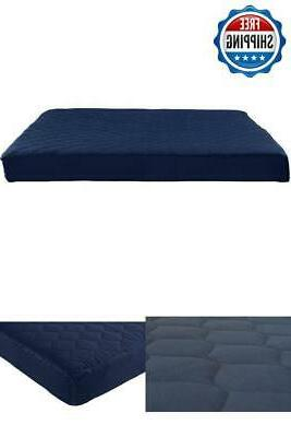 Full Size Memory Mattress Polyester Quilted