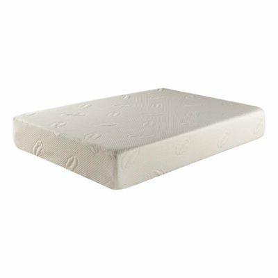 """Atlantic Furniture Slumber 11"""" King Memory Foam Mattress"""