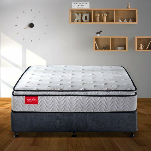memory foam mattress queen bed in box