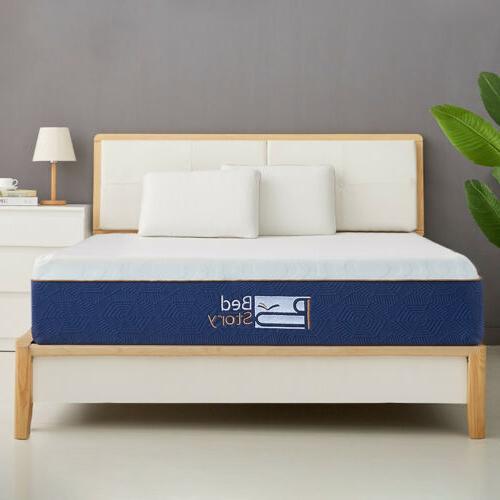 BedStory Mattress FULL QUEEN New