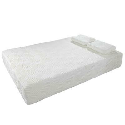 New Traditional Memory Foam Full + 2 Free GEL Pillows