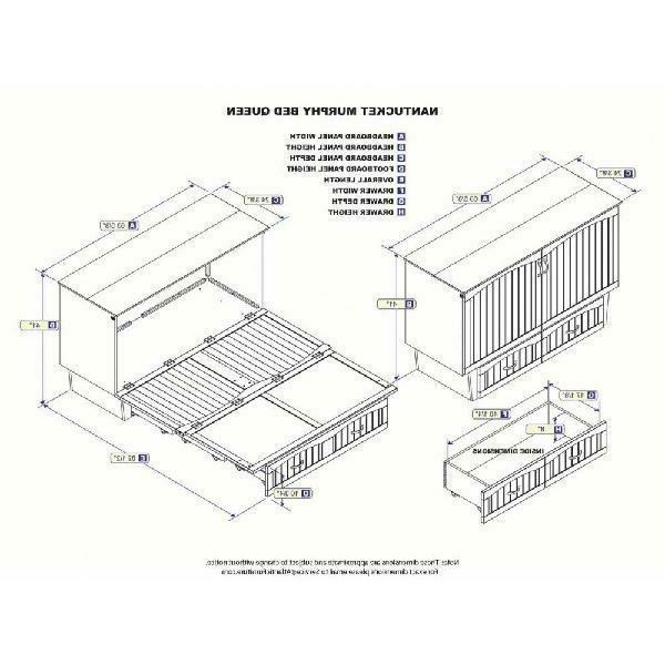 Space-Saving Queen Storage w/Folding Memory Mattress