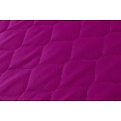 Twin 6 Memory Mattress Comfort Polyester Quilted