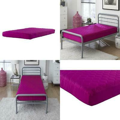 twin size 6 inch memory foam mattress