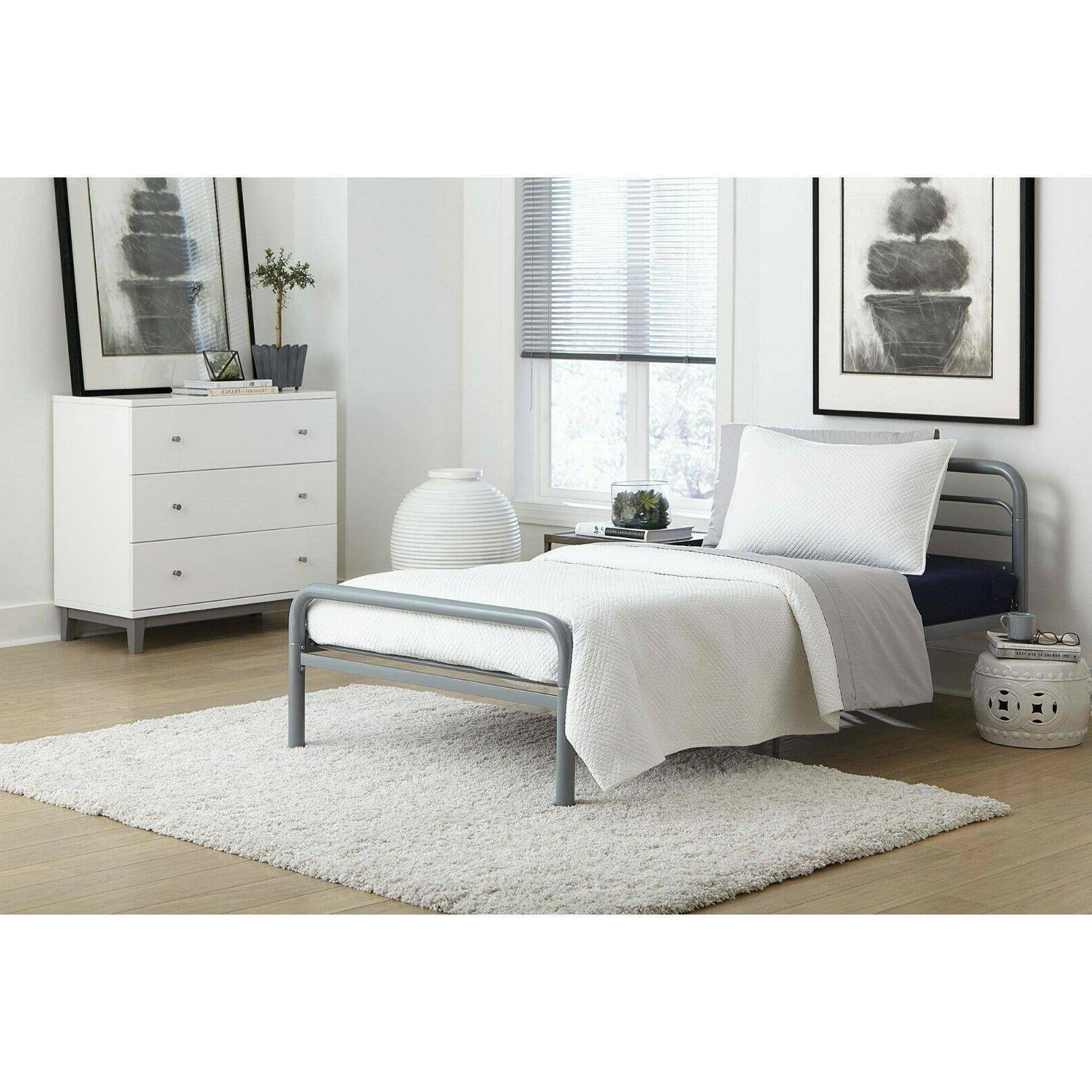 """Twin Size Mattress 6"""" Quilted Bunk Full Mattresses Bedroom"""