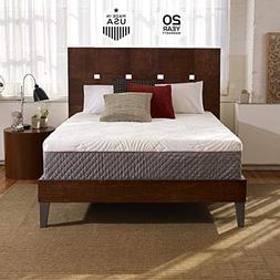 "Sleep Innovations Shiloh 12"" Memory Foam Mattress, Twin"