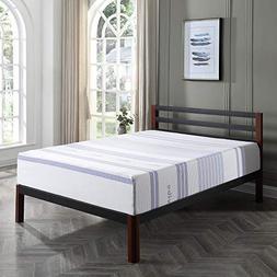 Classic Brands Vibe 12-Inch Gel Memory Foam Mattress | Bed i